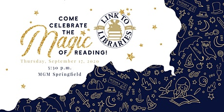 Link to Libraries Gala - Celebrate the Magic of Reading tickets