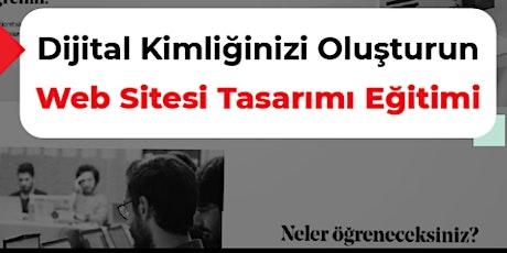 Dijital Kimliğinizi Oluşturun tickets