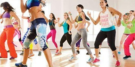 Zumba Fitness With Stephy -beginner /Intermediate level tickets