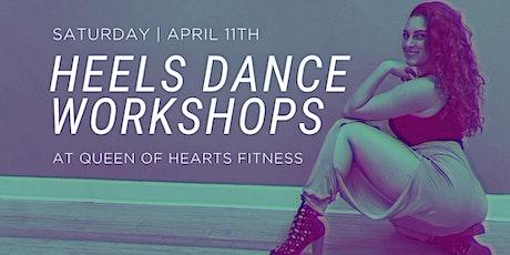 Heels Dance Workshop tickets