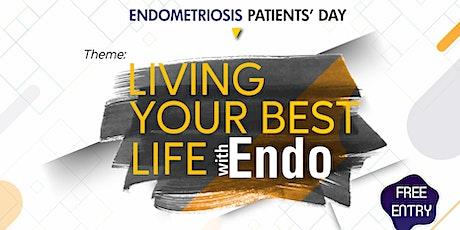 Endometriosis Patients' Day tickets