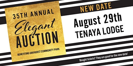35th Annual Elegant Auction Rescheduled Aug 29th tickets