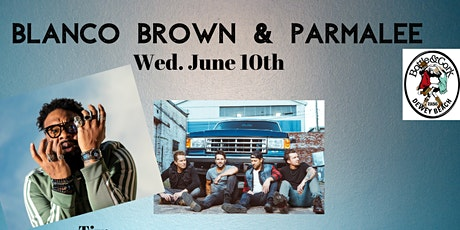 Blanco Brown/Parmalee tickets