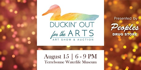 Duckin' Out for the Arts - TBD tickets