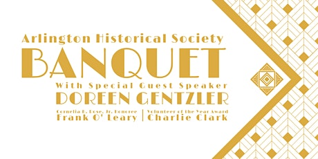 Arlington Historical Society Banquet tickets