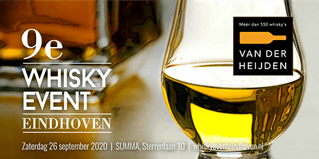 Whisky Event Eindhoven 2020 tickets