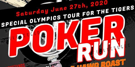 2020 Special Olympics Poker Run tickets