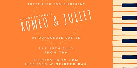Three Inch Fools Present 'Romeo and Juliet' tickets