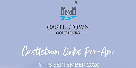 Castletown Links Pro-Am tickets
