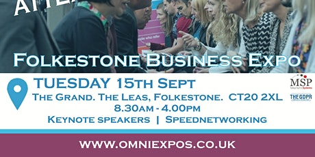 Folkestone Business Expo tickets