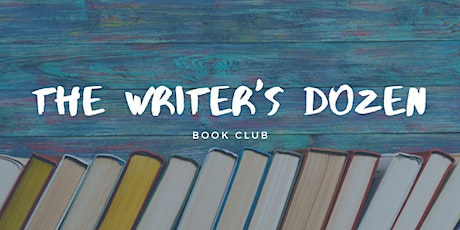 The Writer's Dozen Book Club - April tickets