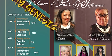 Women Of Power and Influence Conference tickets