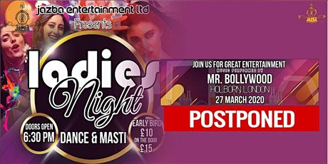 LADIES NIGHT Dance & Masti tickets