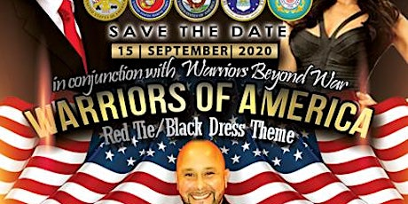 WARRIORS OF AMERICA Salsa Tuesday @ Alhambra tickets