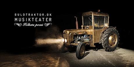 Copy of TRAKTOR - MUSIKTEATER  Folkets poesi tickets