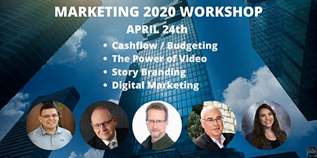 Marketing 2020 Workshop tickets