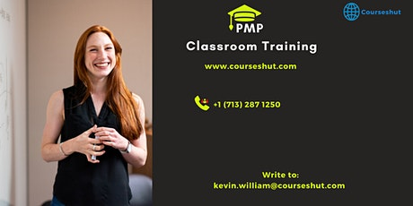PMP Certification Classroom Training in Boston, MA tickets