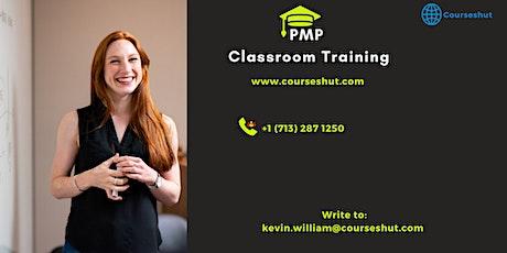 PMP Certification Classroom Training in Detroit, MI tickets