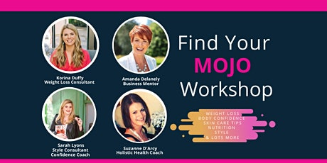 Galway -  Find Your  Mojo  #selfcare Workshop Sun 23rd September tickets