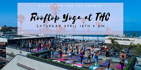 Rooftop Yoga at THC 4/18 tickets