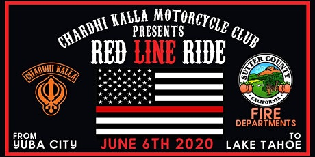 Red Line Ride - By ChardhiKallaMC tickets