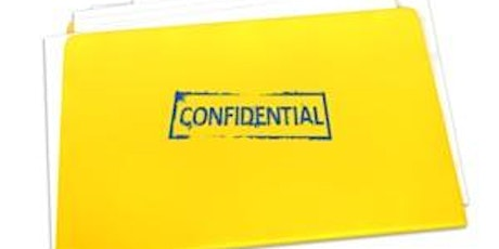 Confidentiality In Child Care Setting tickets