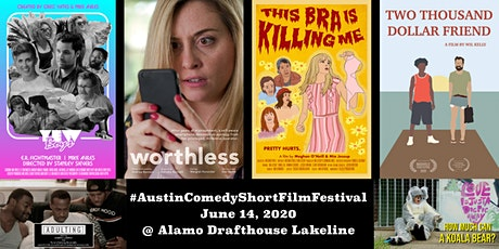 Austin Comedy Short Film Festival Summer 2020 tickets