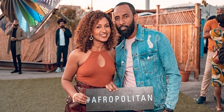 Pent hosted by Afropolitan tickets