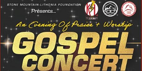 2020 Stone Mountain-Lithonia Foundation Gospel Concert tickets