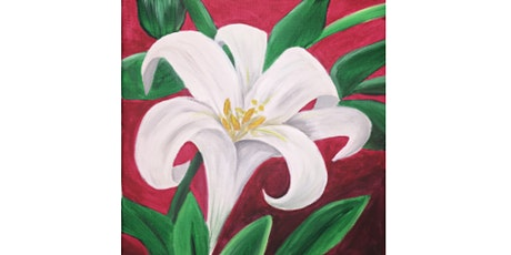 Paint 'n Sip | Easter Lily | $20-$25 tickets