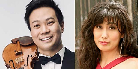 Nikki Chooi and Lorraine Min at the First Unitarian Church tickets