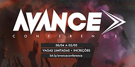 Avance Conference 2020 ingressos
