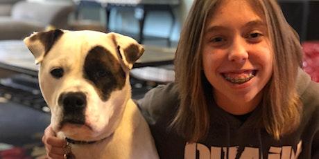 Daisy's VIRTUAL Fun Run - a 3K run benefiting Chain of Hope tickets