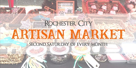 ROCHESTER CITY ARTISAN MARKET tickets