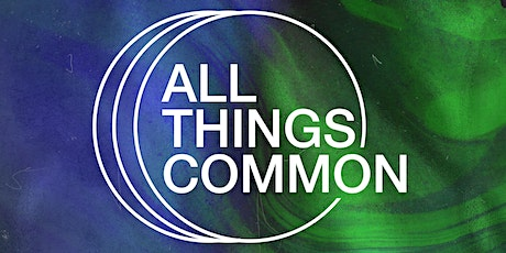 All Things Common Conference tickets