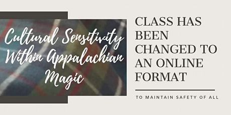 Cultural Sensitivity Within Appalachian Magic tickets