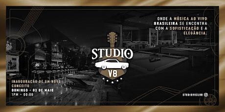 Studio V8 - Opening tickets