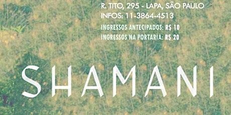 Shamani - Canto Para Yemanjá no Teatro Cacilda Becker ingressos