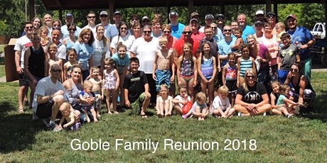 2020 Goble Family Reunion tickets
