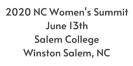 2020 NC Women's Summit tickets