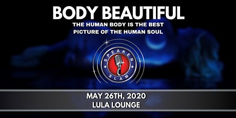 Speaker Slam: Body Beautiful tickets