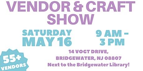 SCVTHS Craft & Vendor Show tickets