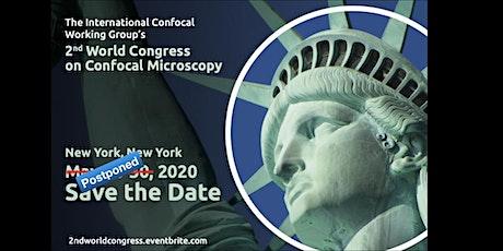 2nd World Congress on Confocal Microscopy tickets