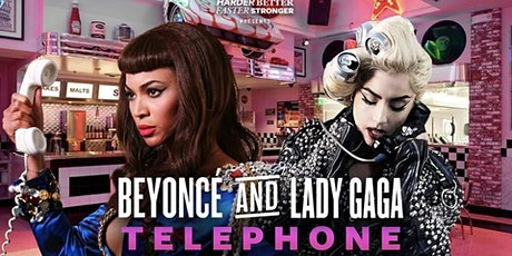 Telephone: Beyonce & Lady Gaga Glitter Ball NYC tickets