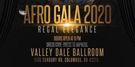 AFRO GALA 2021 tickets