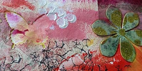Art Journaling August tickets