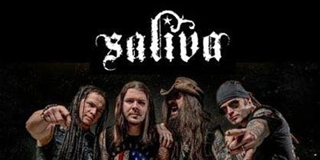 SALIVA, with guests SCARY LANE tickets