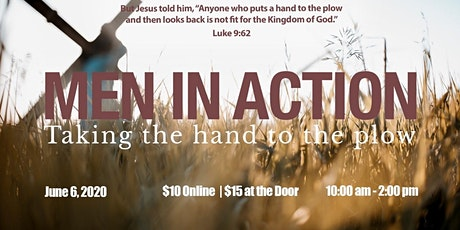 Men In Action  tickets