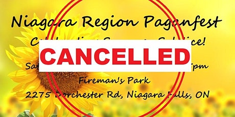 Niagara Region Paganfest - Celebrating Summer Solstice! billets