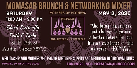 MOMASAB Brunch & Networking Mixer tickets